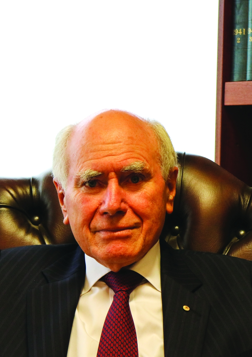A Chat with The Hon John Howard OM AC