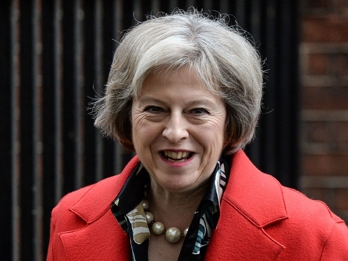 How Theresa May can become one of the greatest Prime Ministers in British history.