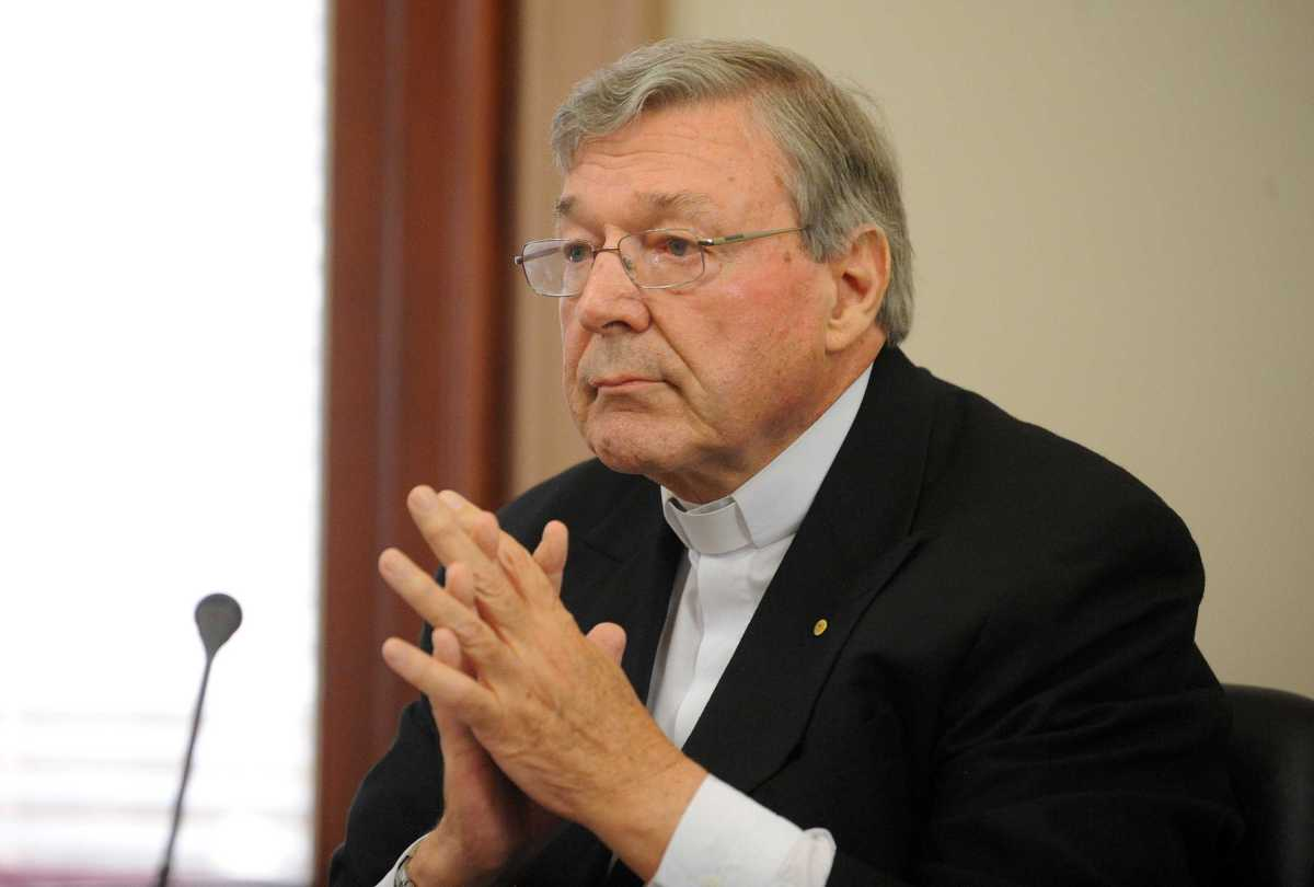 The Witch Trial against Cardinal George Pell.