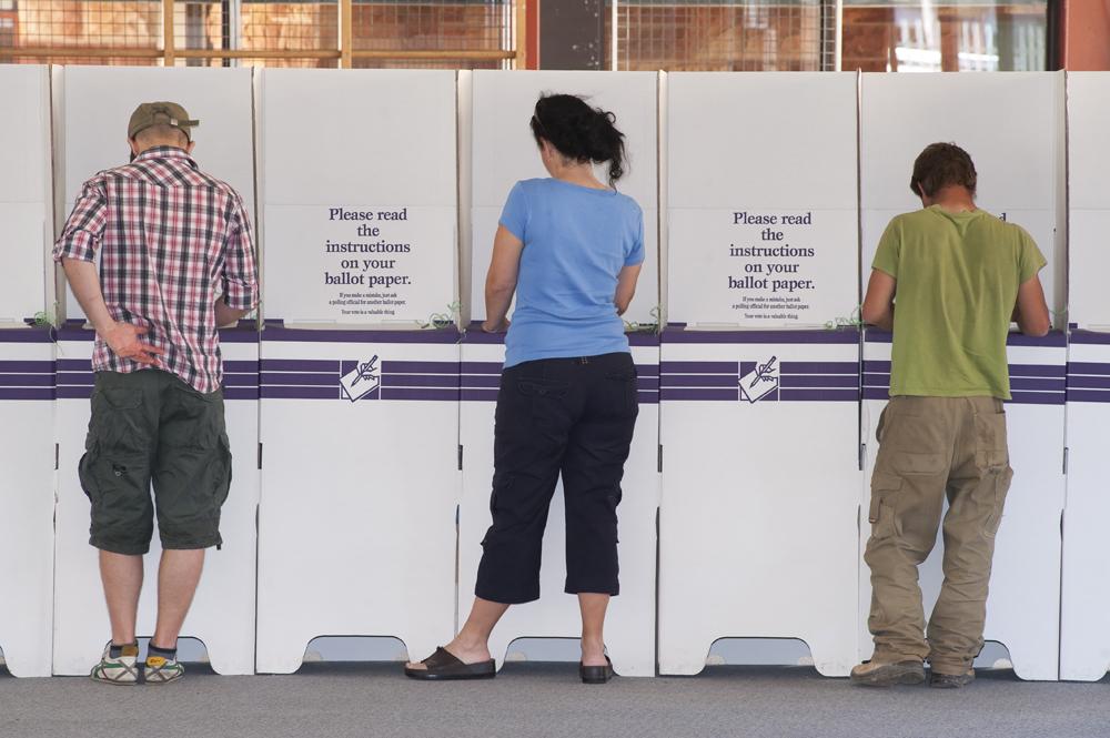 should voting be compulsory in australia