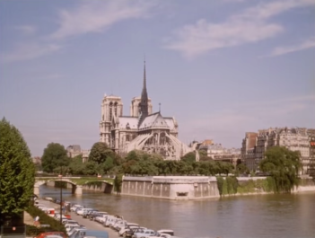 Notre Dame in 1969
